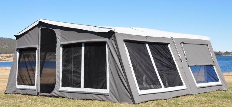 12FT camper trailer tent