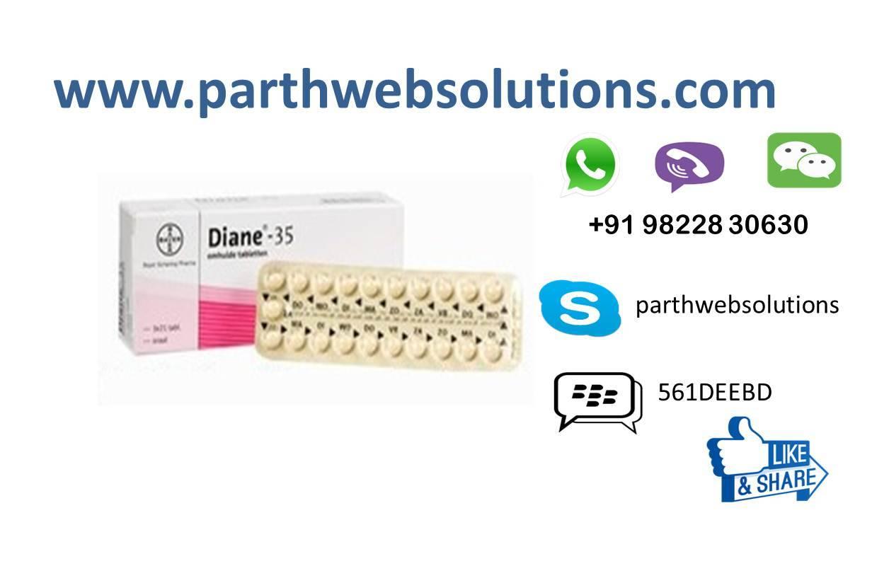 Diane-35 21 Tablets