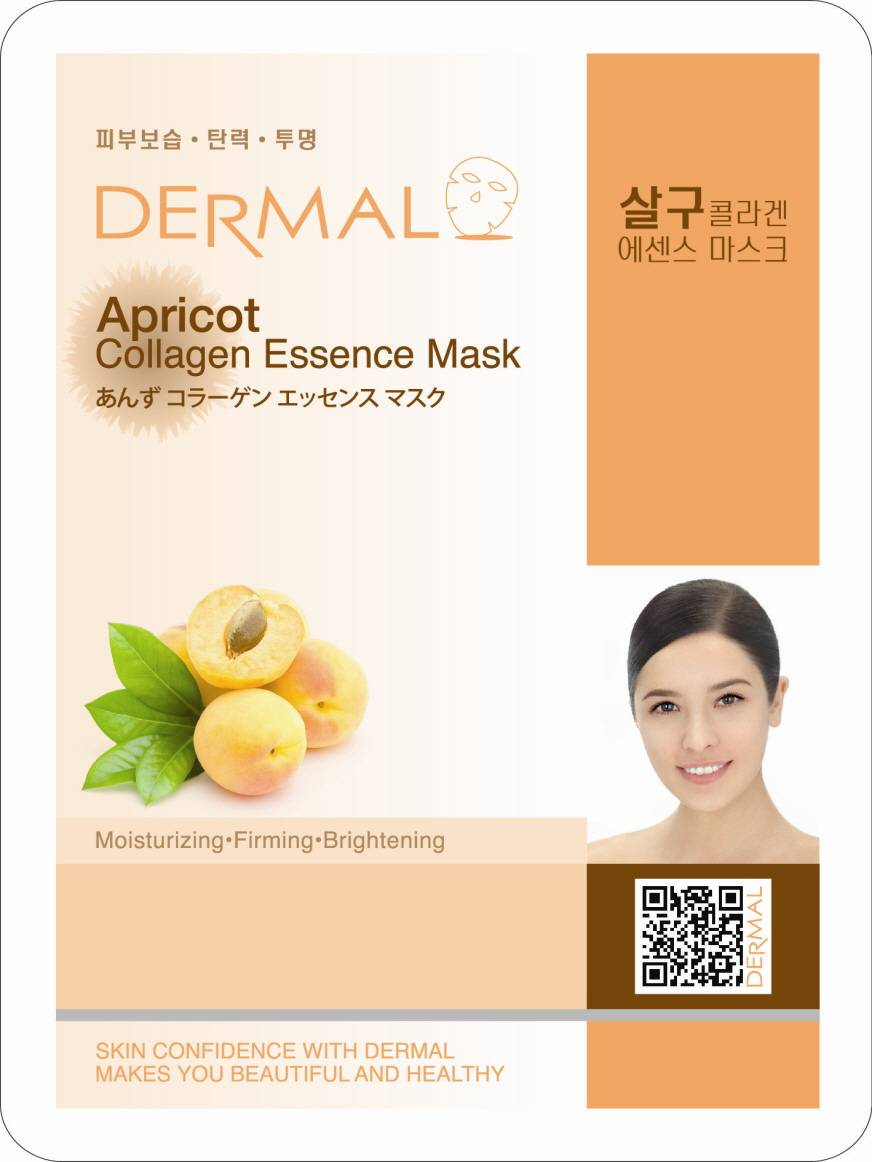 Dermal Apricot Collagen Essence Mask