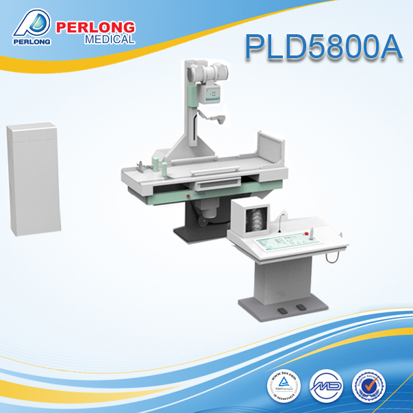 fluoroscope X-ray Machine price PLD5800A with scientific CCD camera