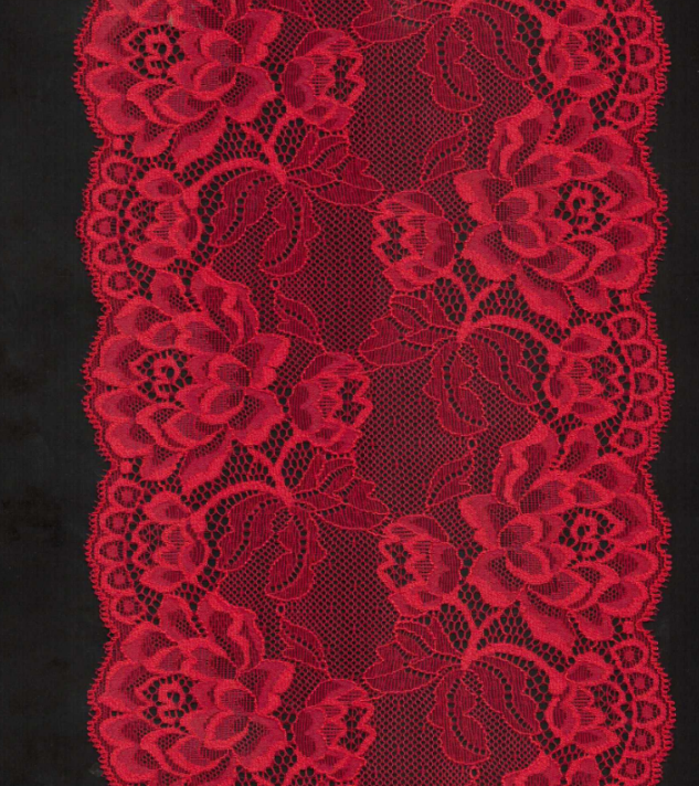 Lace manufacturer for lingerie underwear dress garments