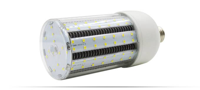 CE ROHS AC85-265V SMD2835 LED Corn Light For Outdoor Gardeb Lighting 2700-6500K 3 years Warranty
