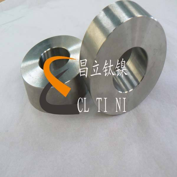 Gr2 high quality welded titanium ring