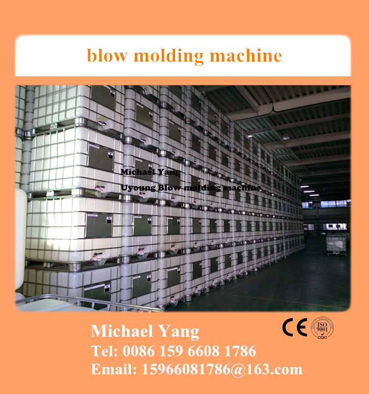 IBC chemical tank making machine, IBC blow molding machine