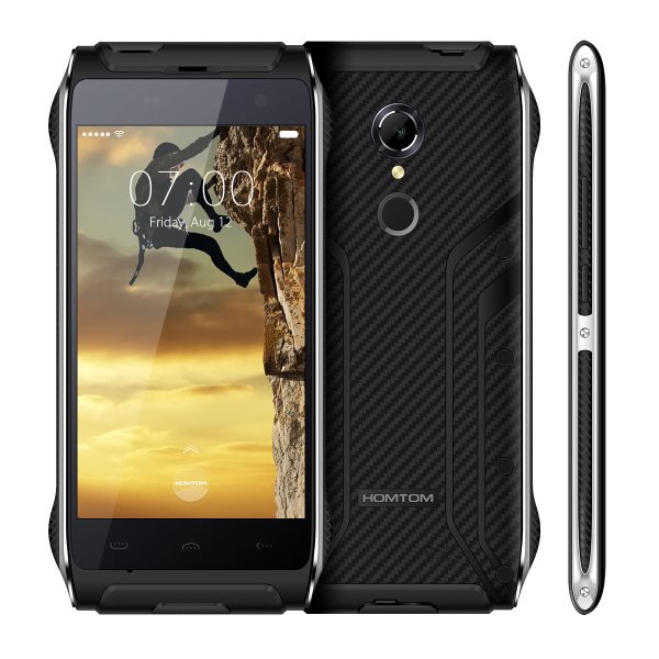 "HOMTOM HT20 IP68 HD 4.7"" 2GB + 16GB 4G Rugged Smartphone"