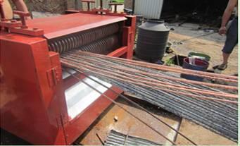 radiator separator machine