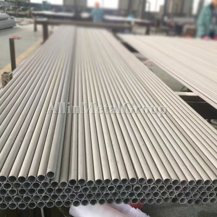 1.4418 cold drawn stainless steel seamless pipe