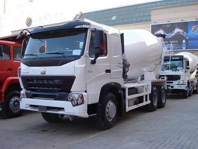 cement truck 8M3 10M3  12M3