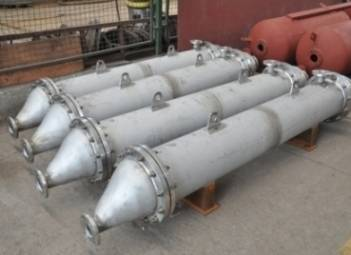 Shell and tube heat exchanger-ASME and ISO9001 certified factory