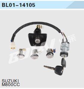 USE FOR  SUZUKI M800CC  KEY SET/IGNITION SWITCH