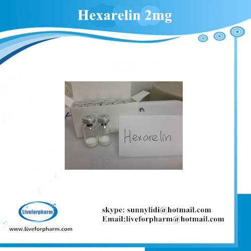 PEPTIDE Hexarelin Lyophilized peptide 2mg CAS 140703-51-1 98.8% purity above