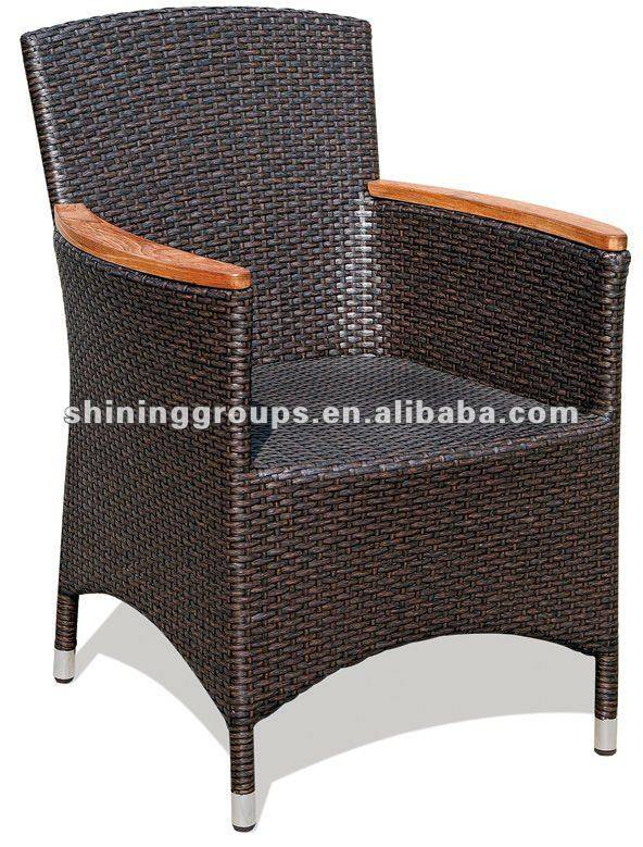 Outdoor Rattan Stackable Sun Bathing Chair SC-014