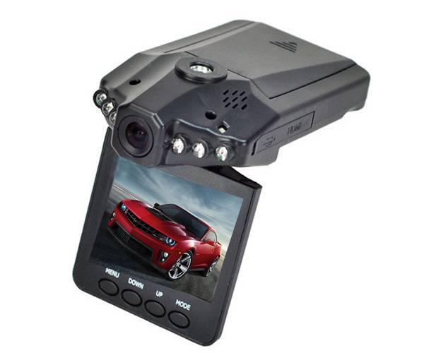 Car DVR, car video camera, car video recorder with night vision light