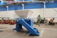 Film shredder twin shaft shredder from Chinafor machinery
