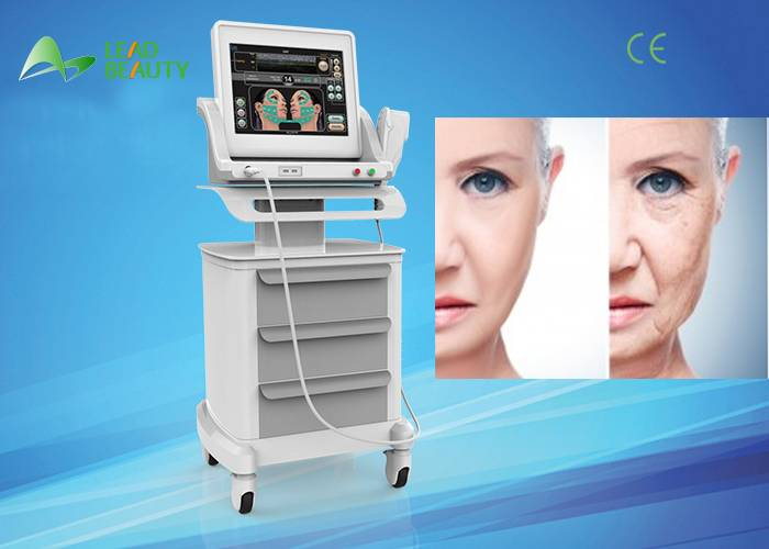 Portable hifu machine wrinkle remover hifu face lift machine
