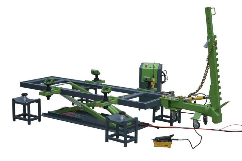car frame chassis machine - Wege Auto Body Repair Equipment Co., LTD