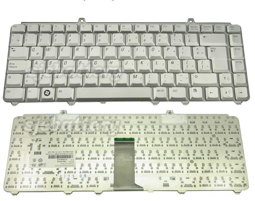 NEW DELL INSPIRON 1521 1525 NK750 NK844 0NK750 SP Spanish Spain Keyboard TECLADO