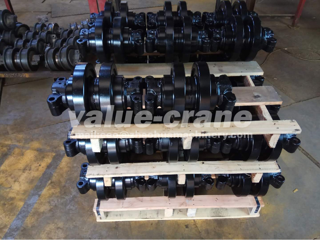 FUWA QUY120 Cranes track roller_bottom roller-China Suppliers &Manufacturers