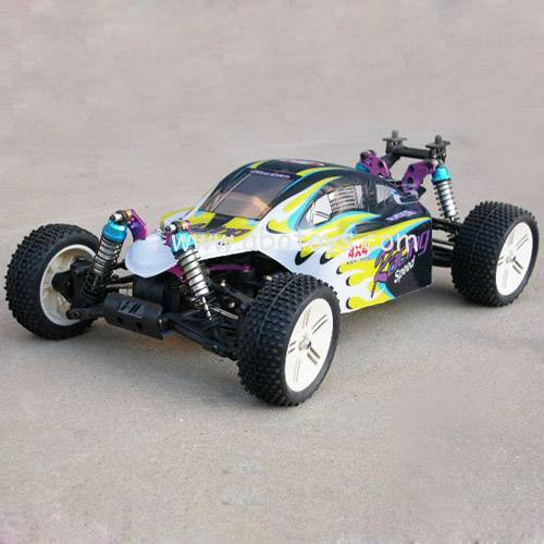 EB-10515 1:10 Scale 4WD Electric Powered R/C Buggy
