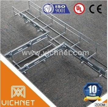 UL CUL CE SGS Rosh test Passed ningbo hot dip galvanized cable tray manufacturers