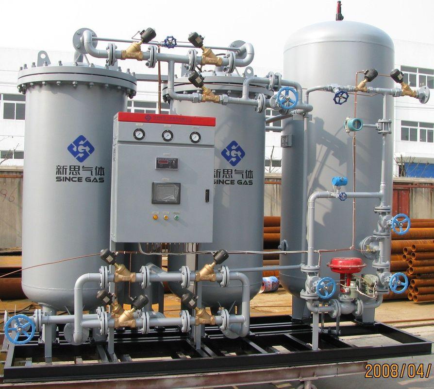 BV,SGS,CCS,ISO,TS Heat treatment nitrogen generator package system