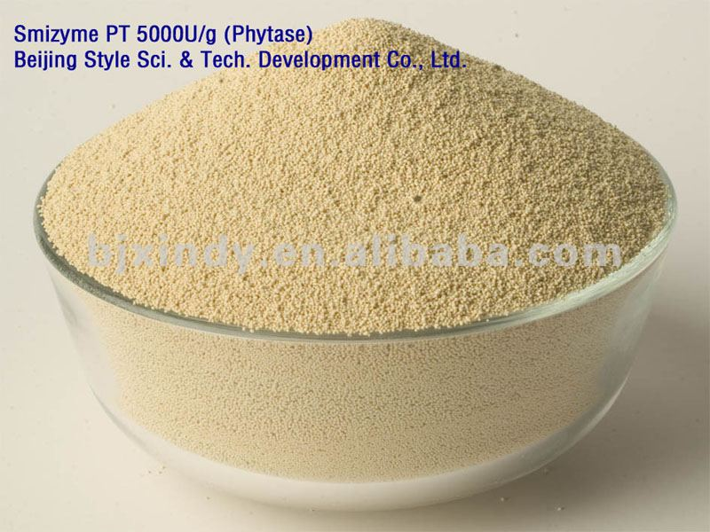 Sell Smizyme 5000PT (Phytase granular) feed enzyme