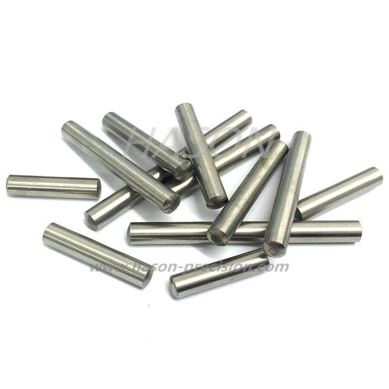 precision stainless steel threaded dowel pin for mold parts