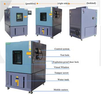 10 years experience in factory walk in environmental test instrument with CE certification
