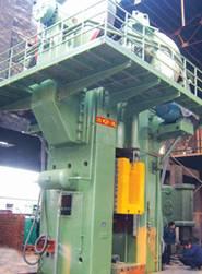 6300ton  forging machine