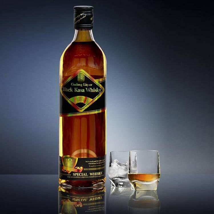 High quality cheap whisky liquor manufacturer