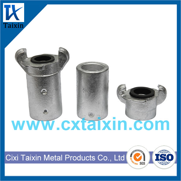 Aluminum Aluminium Sandblast Coupling Type NH / Sand blast Nozzle Holder