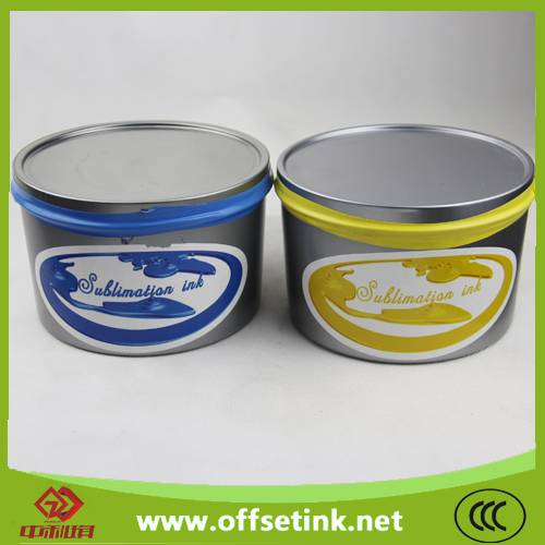 Heat Transfer Printing Sublimation Offset Ink
