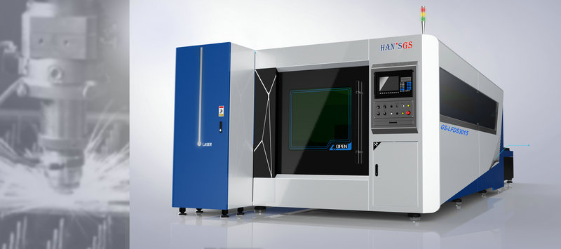 3000W CNC IPG Fiber Laser Cutting Machine for Metal Sheet