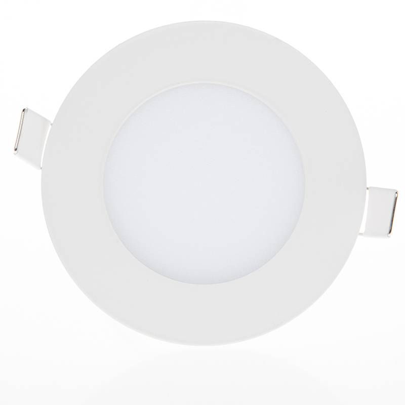 4W 6W 9W 12W 15W 18W bright recessed ceiling panel downlight ce rohs approval