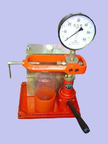 HY-I fuel nozzle tester