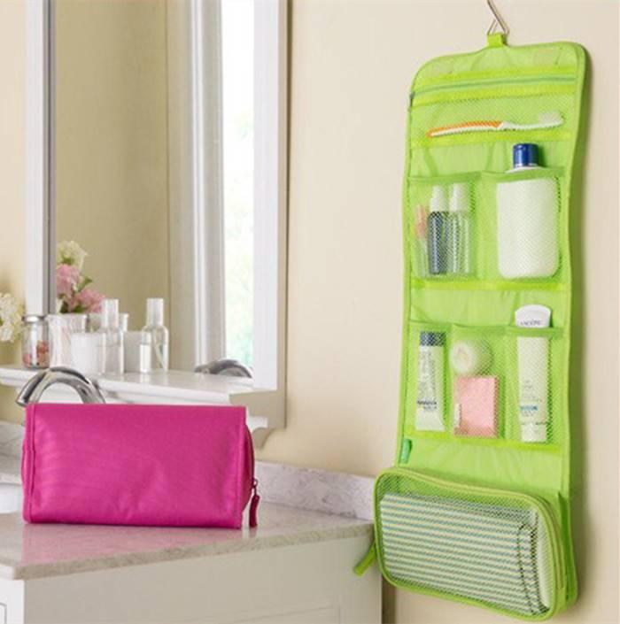 2014 New Korean Portable Toiletry Bag