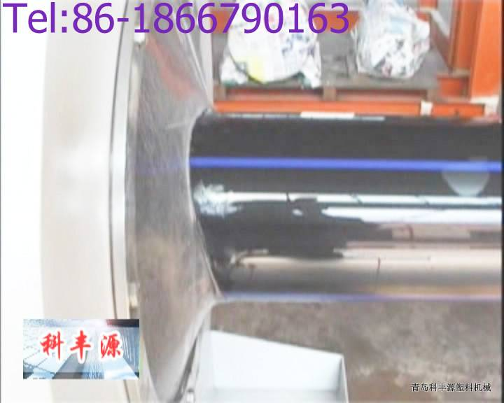 HDPE Fuel Gas\Water Service Pipe Production Machinery