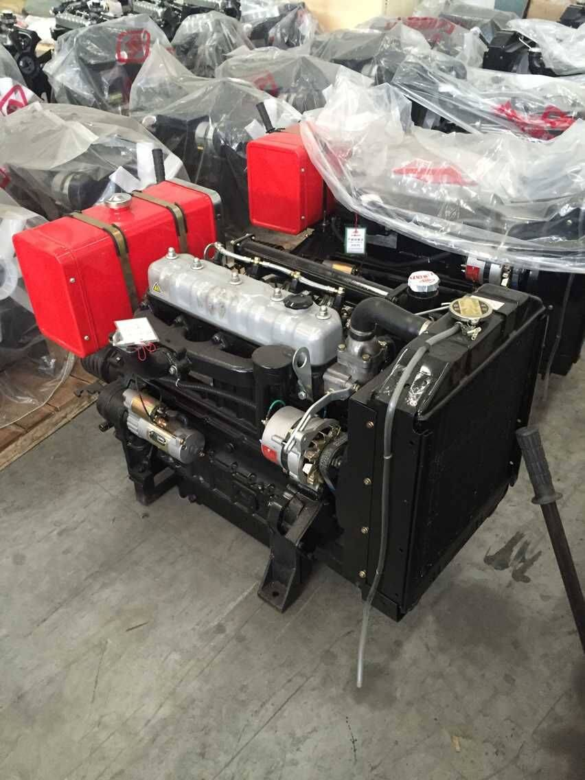 portable saw mill use small diesel engine