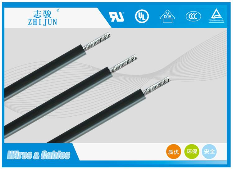 UL3135 silicone rubber insualtion wire