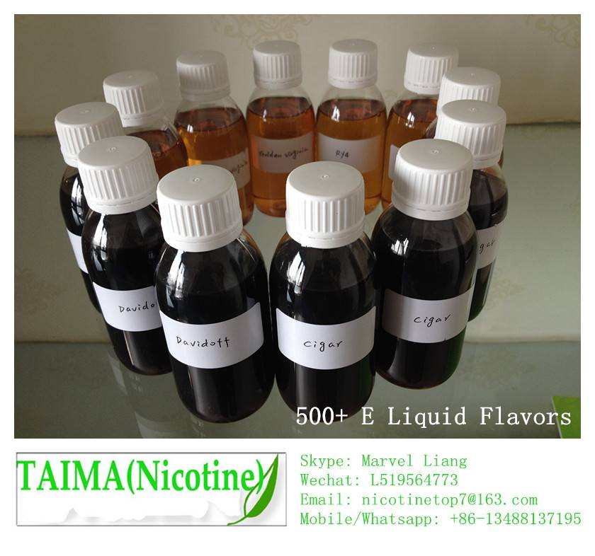 2017 Best Selling Tobacco/Fruit Flavours - Xian Taima concentrate e liquid flavors