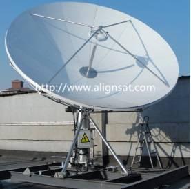 Alignsat 4.5m Earth Station Antenna
