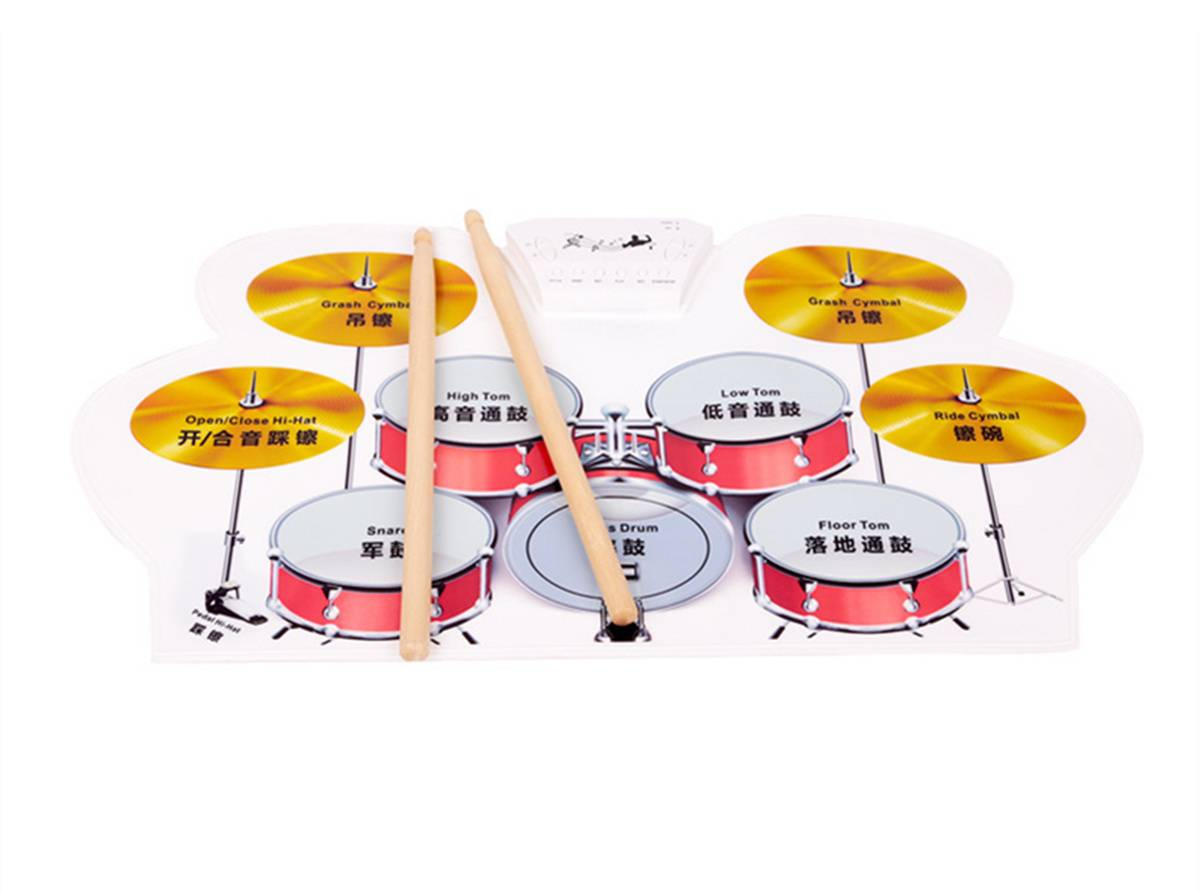 Portable Professional Electronic Drum