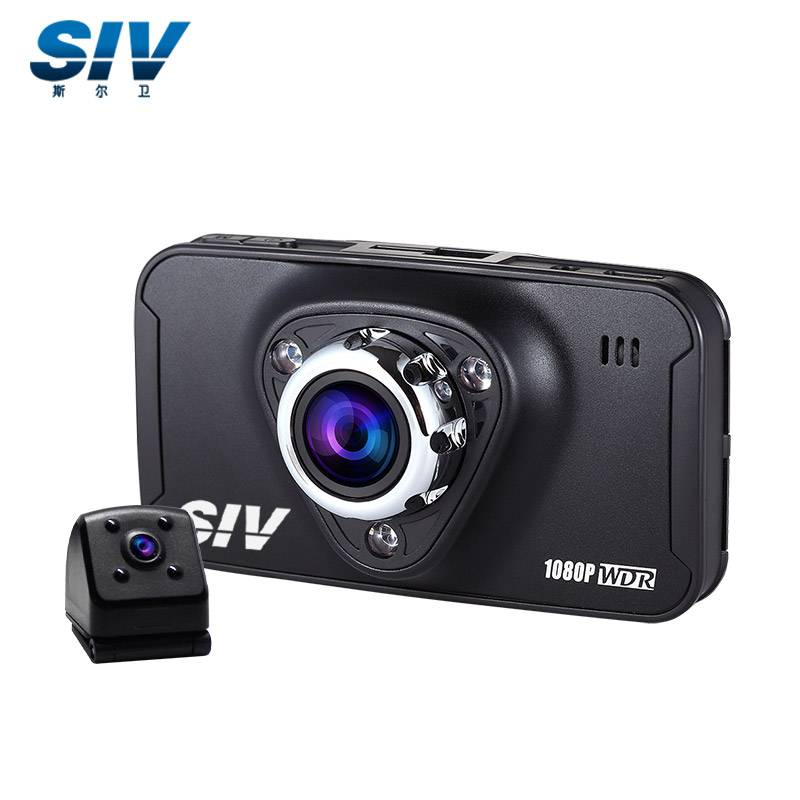 SIV-M7s Dash Camera Novatek96650 Ar0330 Lens, Full Hd 1080p 1920*1080 30fps Resolution, Black Color,