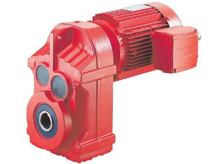 HF Parallel shaft helical gear units