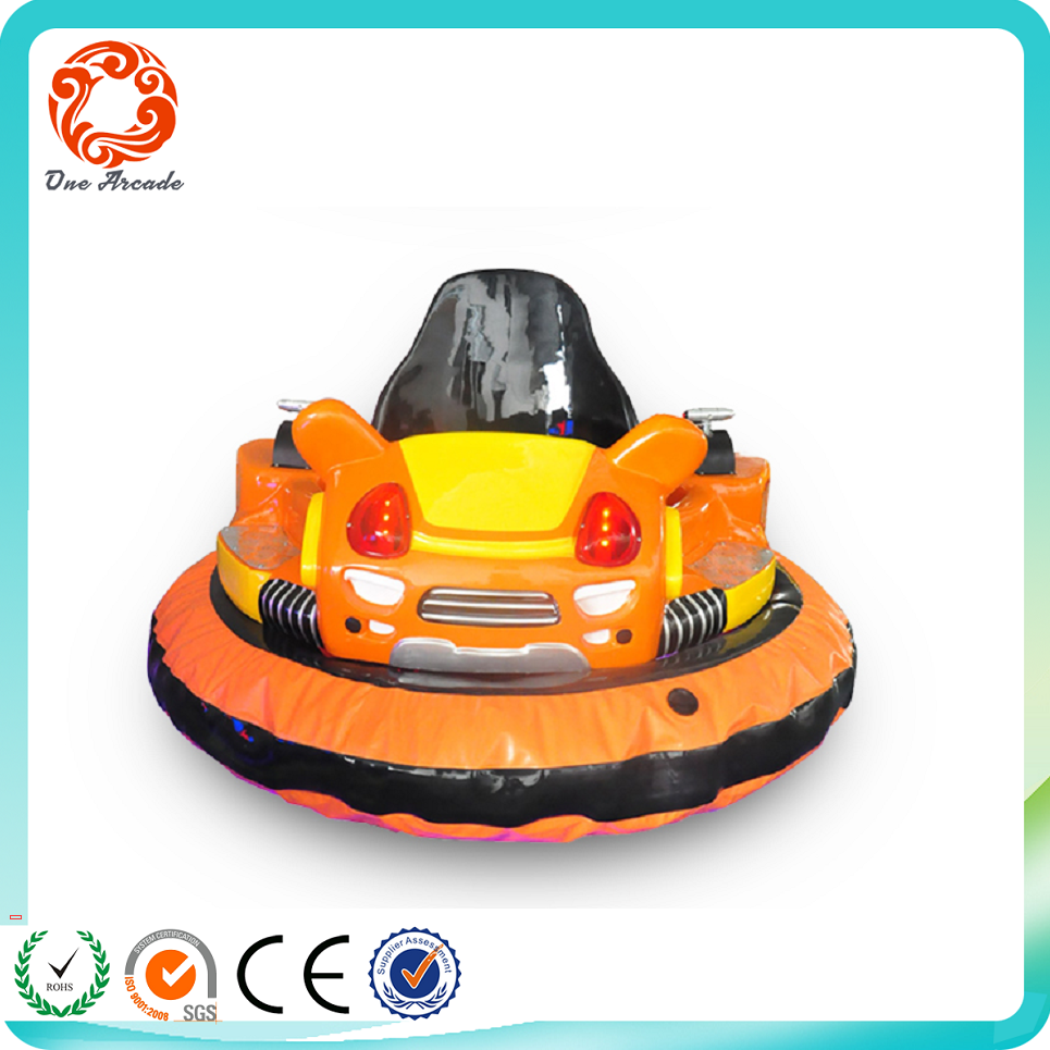 Good Price Indoor 1 player Amusement Equipment Kids Game Machine Bumper Car For Sale