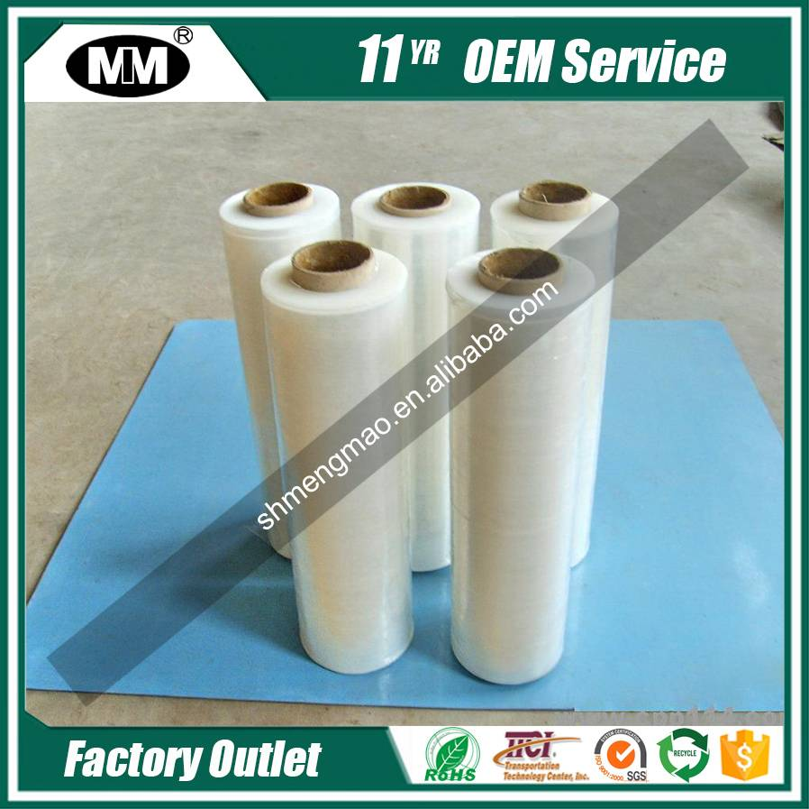 Practical professional agriculture silage bale wrap film