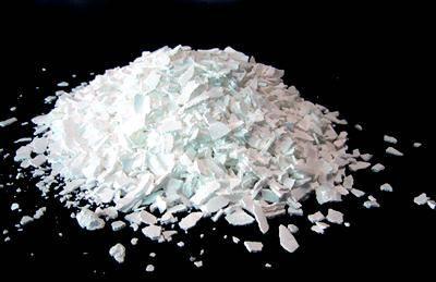 calcium chloride 74% flake food grade