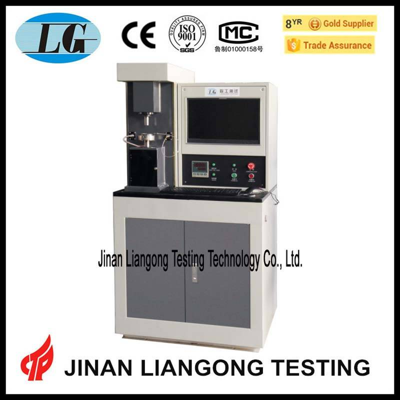 universal friction and wear abrasion testing machine