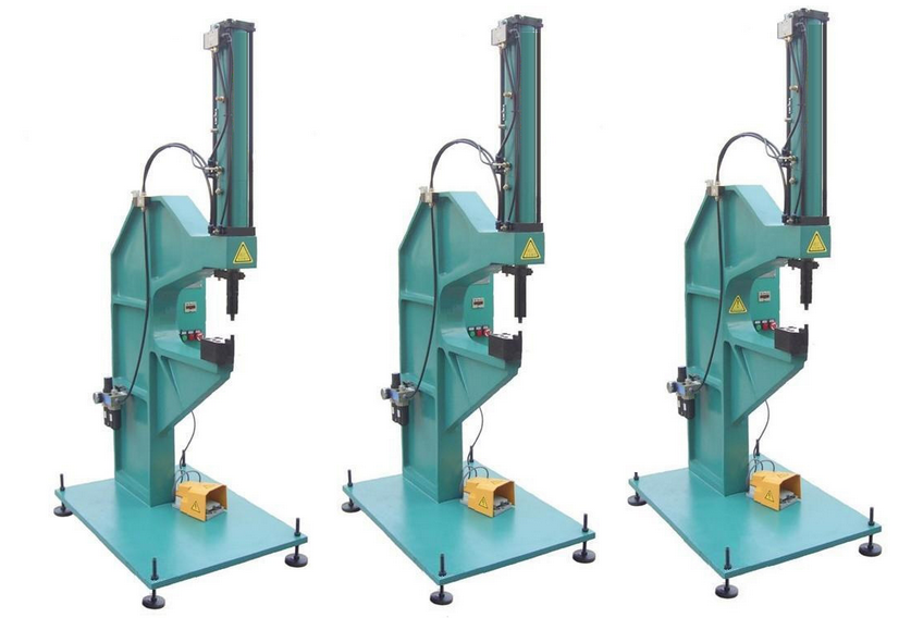 Pneumatic -hydraulic Pressurization Cylinder Riveting Machine for Sheet Metal Fixing