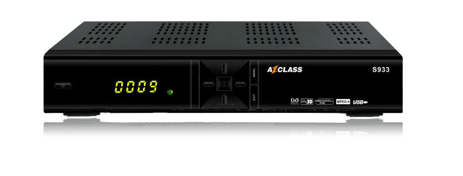 Az class S933 free SKS for HD Nagra3 Channels for south america
